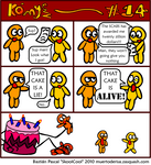 K14 - Gullible guy by SkoolCool