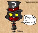 MrWut-Te gustan las aventuras