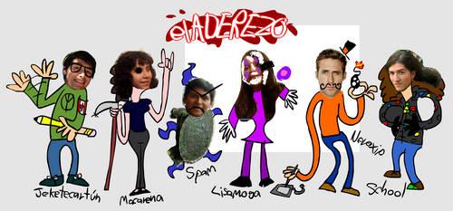 elADEREZO by SkoolCool