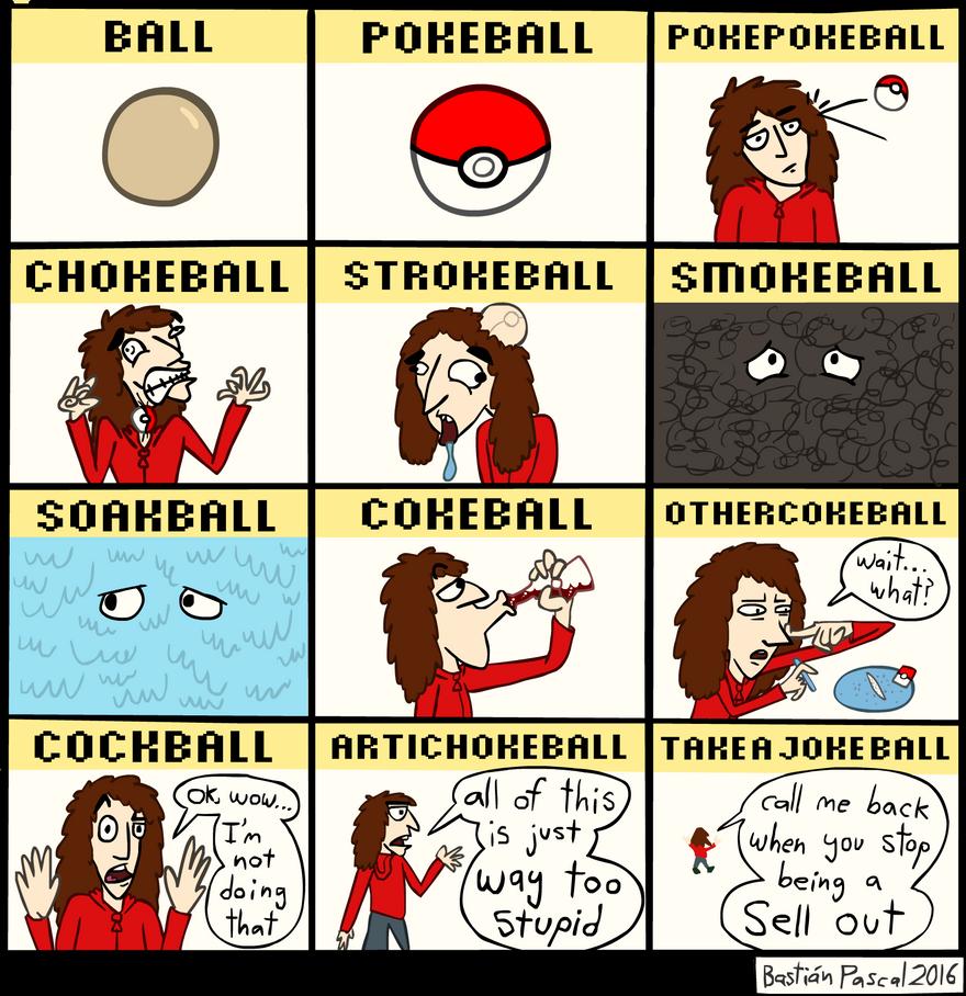 Balls by SkoolCool