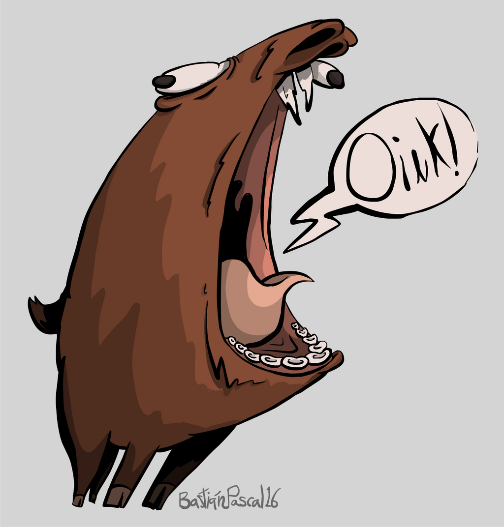 Oink! by SkoolCool
