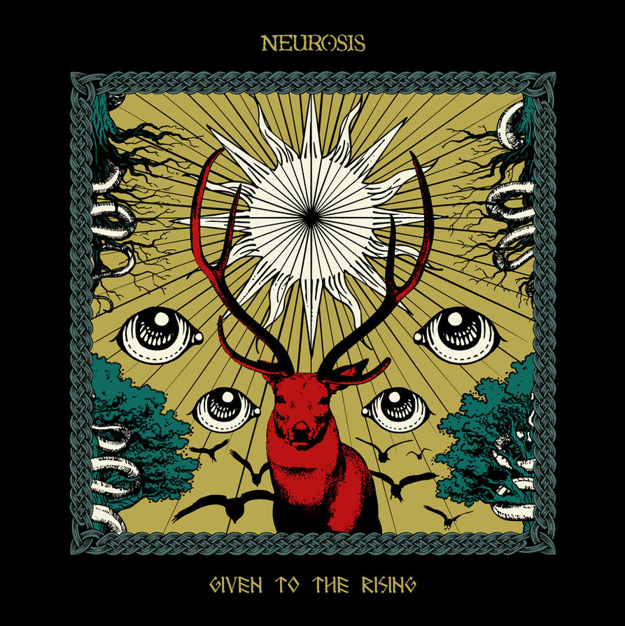 Neurosis - Given to the Rising by Sismisic