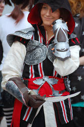 Ezio Auditore da Firenze (AC 2) by Vespertinea
