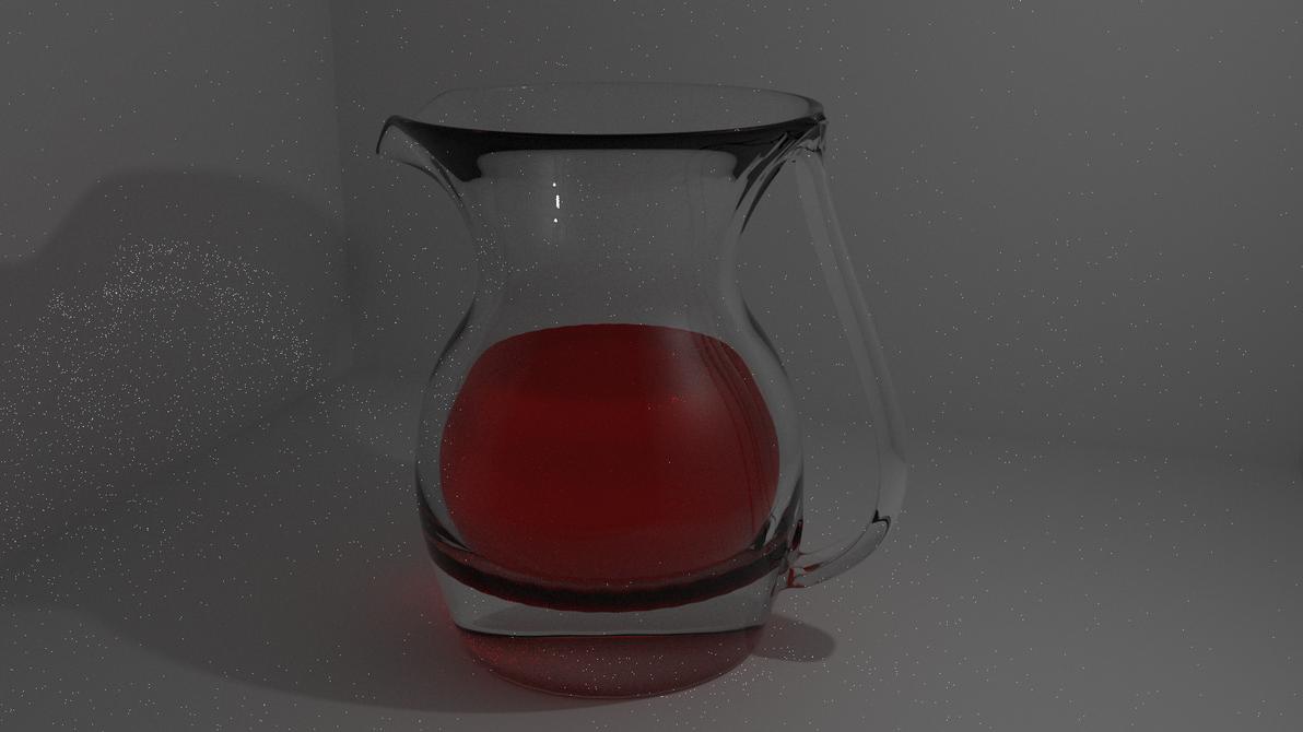 Random Blender Model  by Pathious