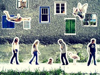 sidewalk. by xWoliex