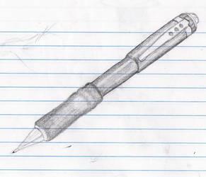 Pencil by ITS-A-GUNDAM