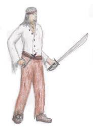 Pirate by ITS-A-GUNDAM