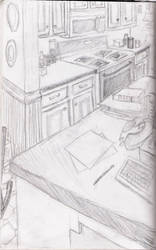 The Kitchen by ITS-A-GUNDAM