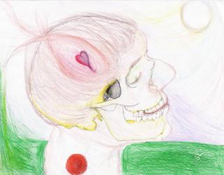 Skull of Beauty by ITS-A-GUNDAM