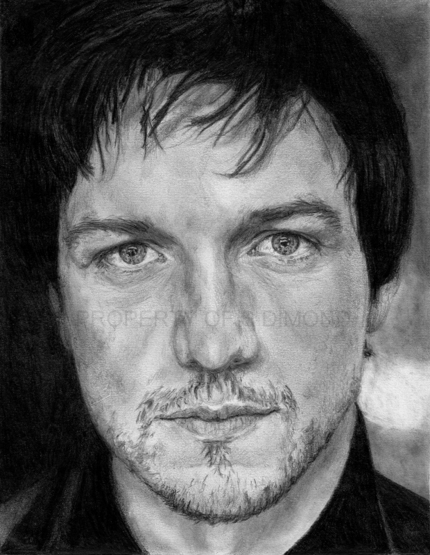 James McAvoy - Finished by soapy-sock