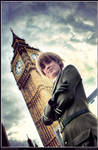 Hetalia: England