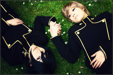 Code Geass: I'm by your side