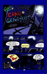 Gospelman Adventures: The Cross of Grime Alley p1