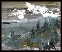 Raw landscape by lupsealexandru