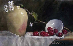 Morning Cherries by JoeyBee60