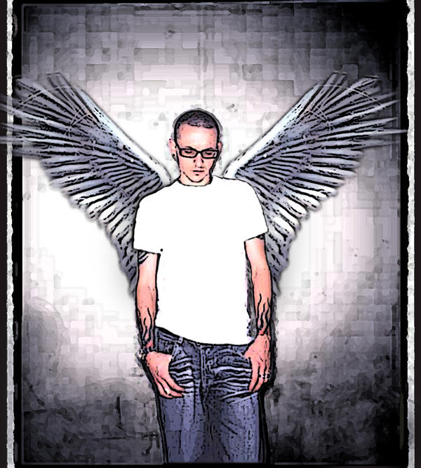 Chester Bennington As An Angel By Shashi92 On DeviantArt