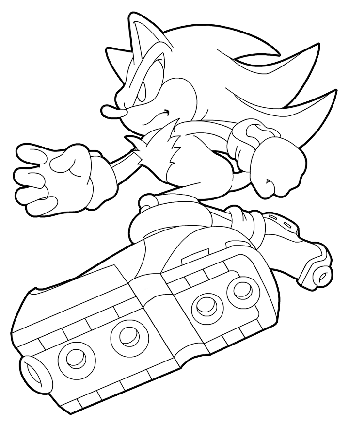 colouring page 1   shadow   by pendulonium on deviantart