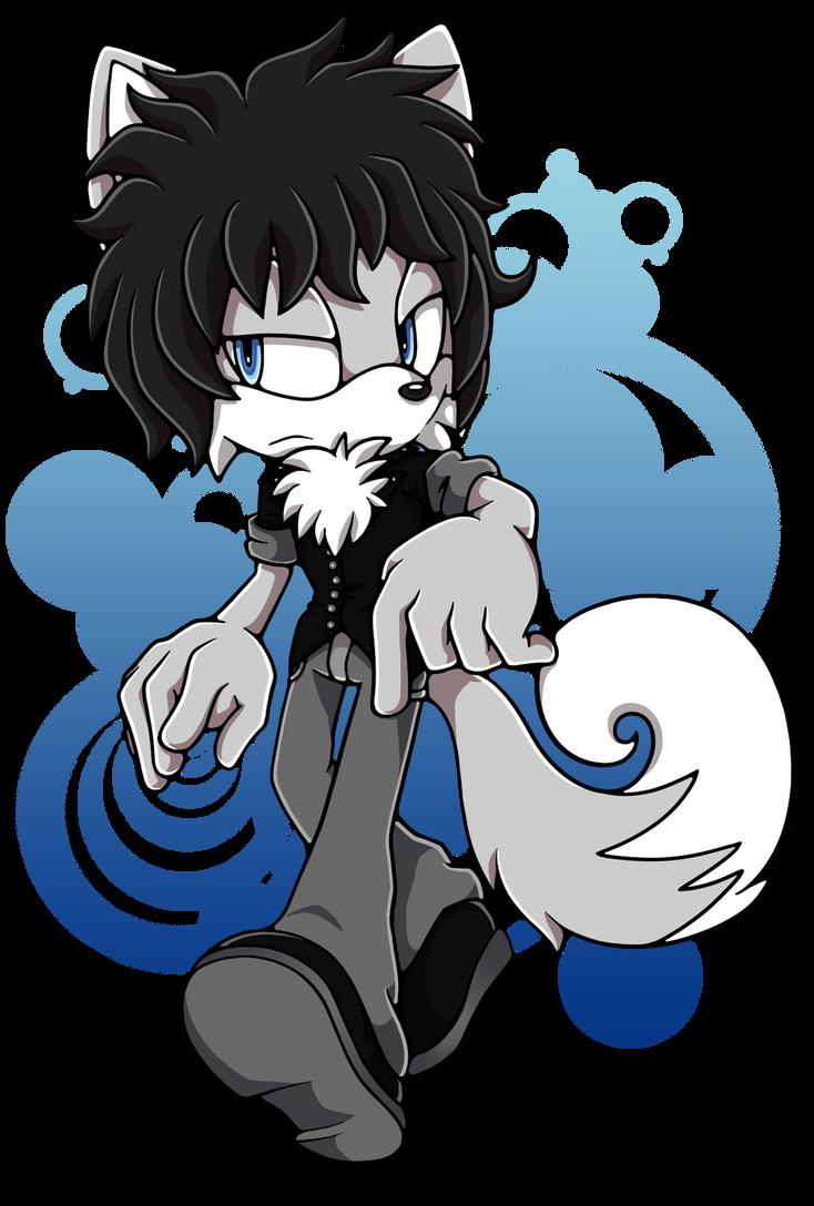 :: 3 :: Saryn the Husky by Pendulonium