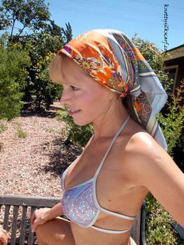 Peasant Tie - Nicole Moore