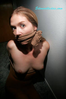 silk scarf bondage