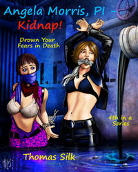 Cover of Angela Morris - PI - Kidnap by knottysilkscarf