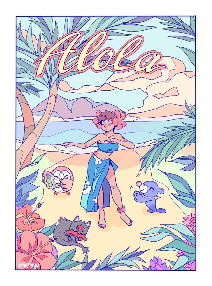 Alola by magic16879