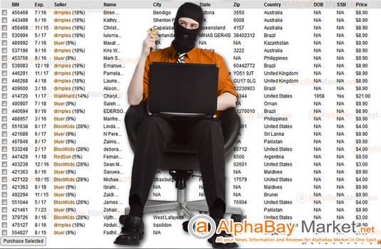 AlphaBay Market   Credit Card Cowboy