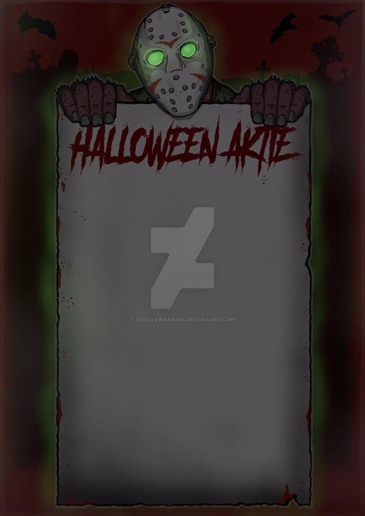 Halloween Aktie by totalewaanzin