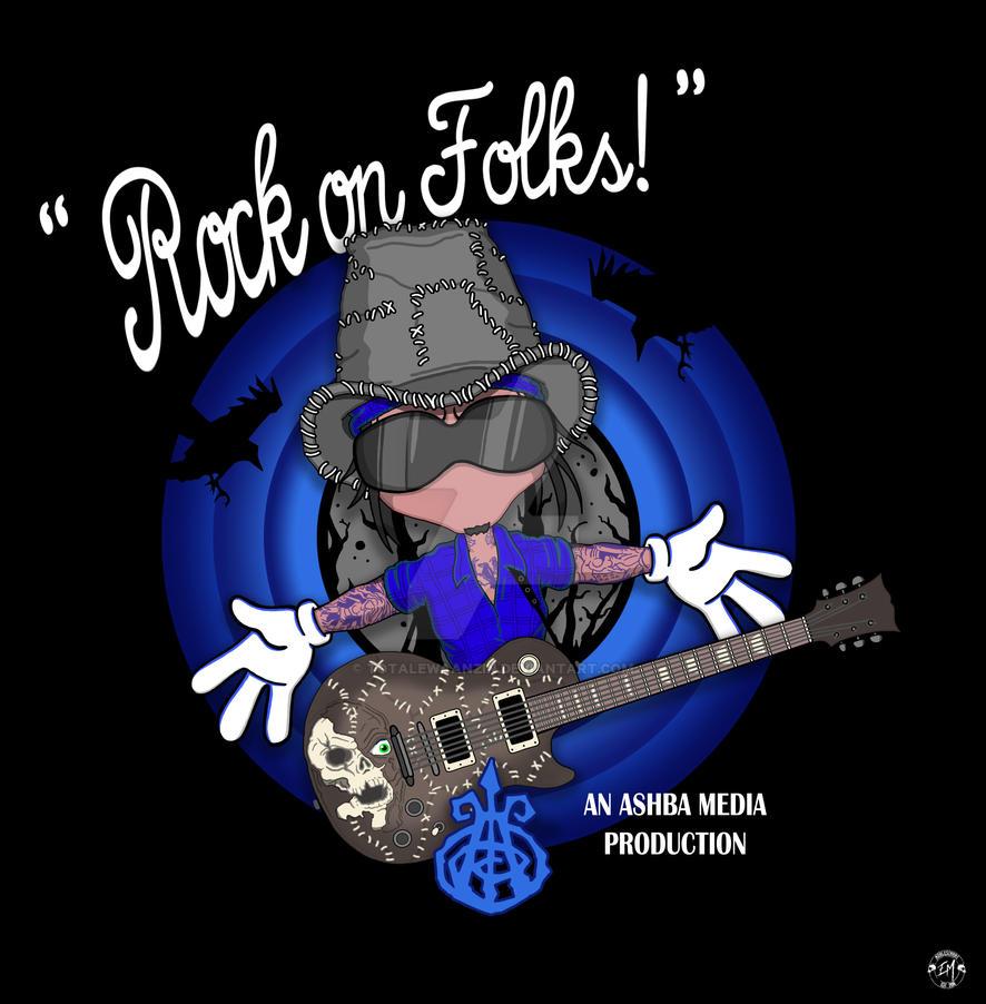Rock on Folks! by totalewaanzin