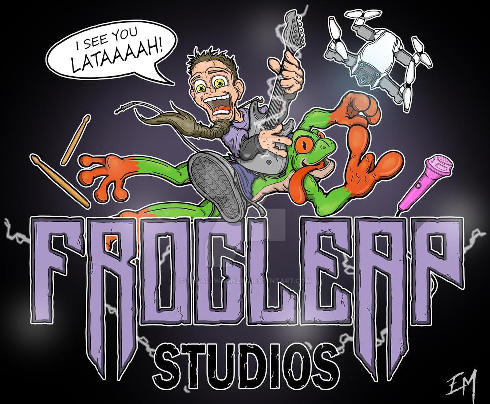FrogLeapStudios by totalewaanzin