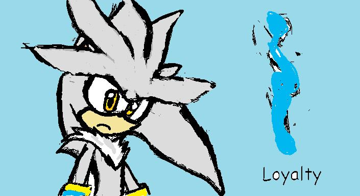 Silver The Hedgehogs Symbol Of Loyalty By Nightsfangirl23 On Deviantart