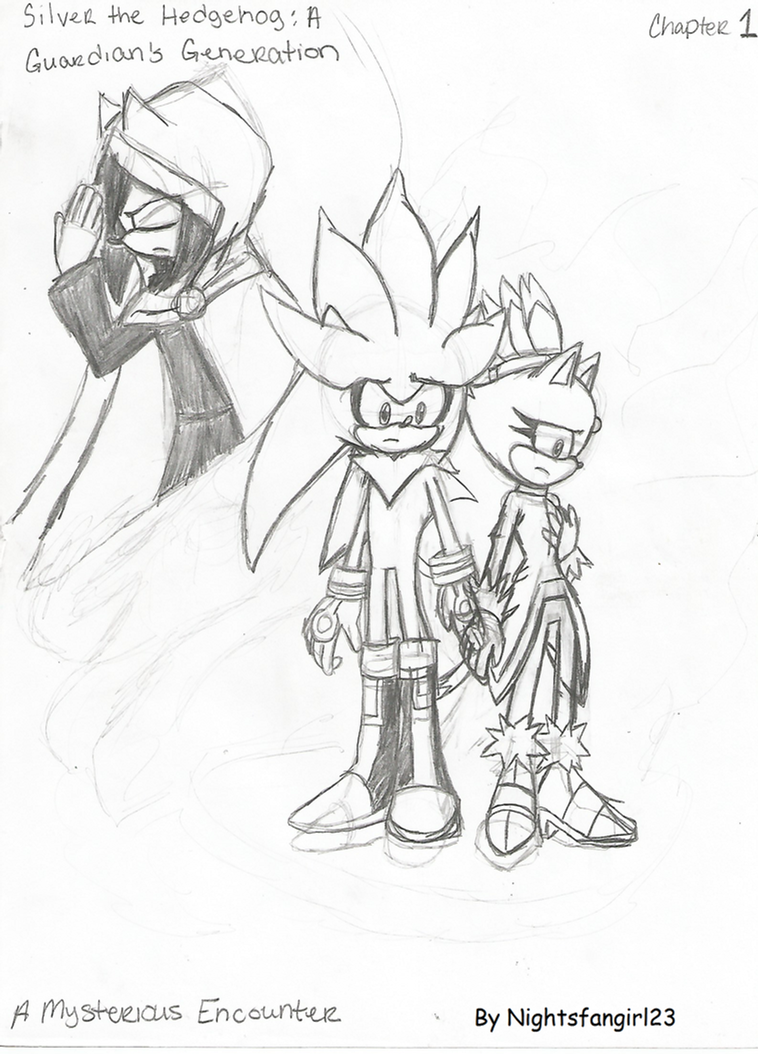 Silver the Hedgehog: A Guardian's Generation by nightsfangirl23