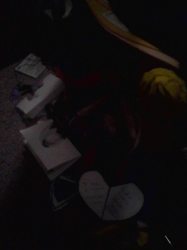 RWBY plush Valentine's day: Blacksun by nightsfangirl23