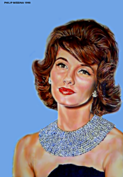 Nancy Kovack by PhilipMessina