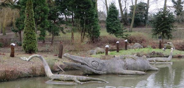 Dinosaurs 3 by PhilipMessina