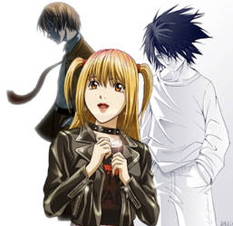 Death Note by KoinuOfDeath