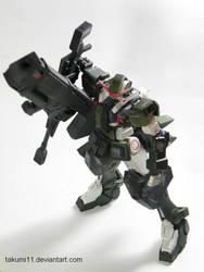 Gundam Dynames custom by takumi11