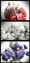 3 heads by takumi11