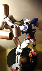 Fun Pic: battle of the hobbies by takumi11