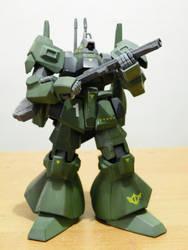 Rick Diaz Gundam UC by takumi11