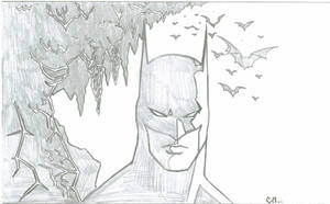 the batman by faust40