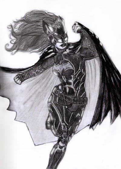 Batwoman - Katherine Kane WIP by jay911sf