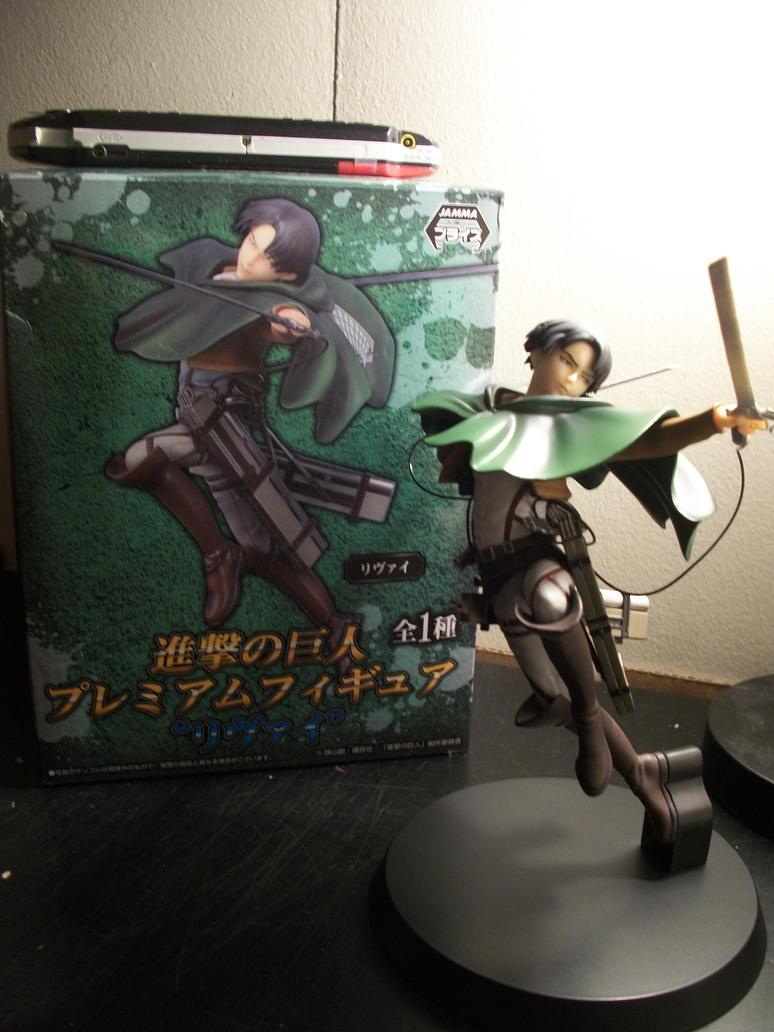 100 3351 SNK figure by MomokoKazume28