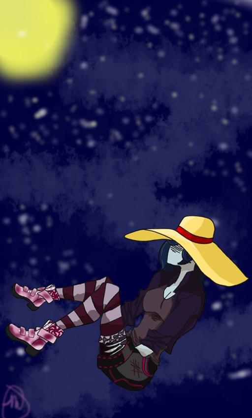 My NightQueen by MomokoKazume28