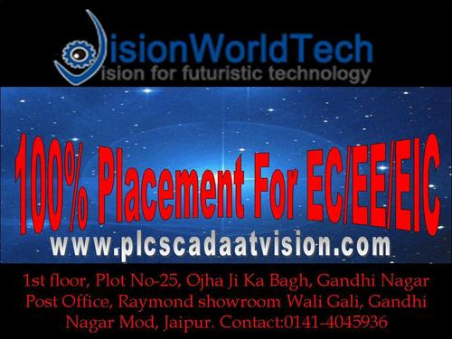 Summer training in Jaipur for ECE by VisionWorldTech