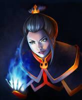 Azula by Dragon-port