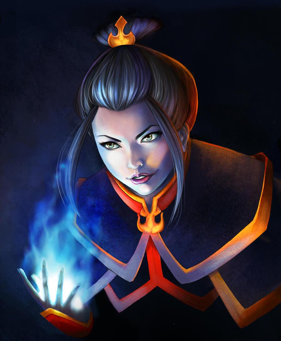 Avatar Dragon: Azula By Dragon-port On DeviantArt