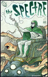 The Spectre cover by tin-squid