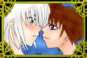 KH - Riku and Sora, again. X3 by salsa-ishida