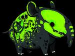 Adoptable : Tapir Party of 1